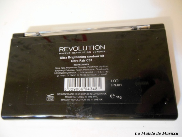 Kit MakeUp Revolution