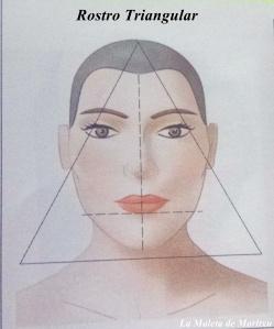 Rostro triangular1